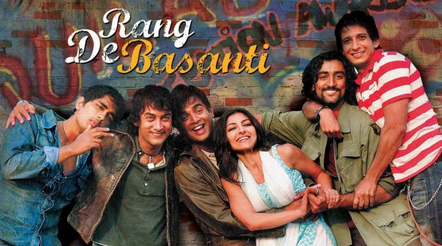 Rang De Basanti (2006) - Watch Movies and TV Shows