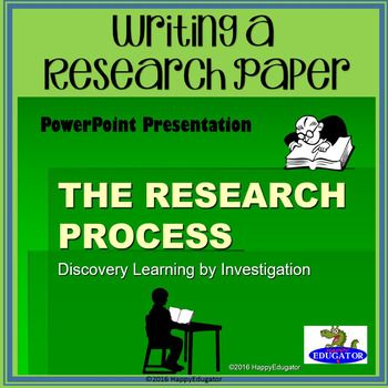 About research paper