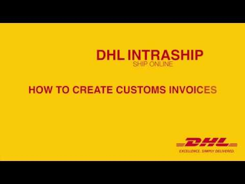 Dhl canada service guide