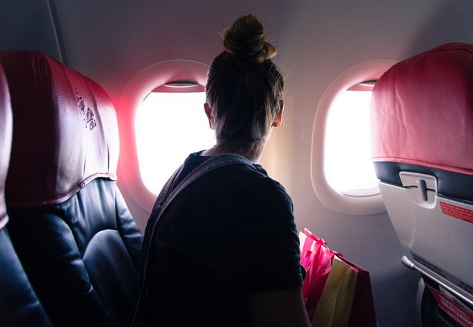 Как побороть страх полета на самолете? — журнал