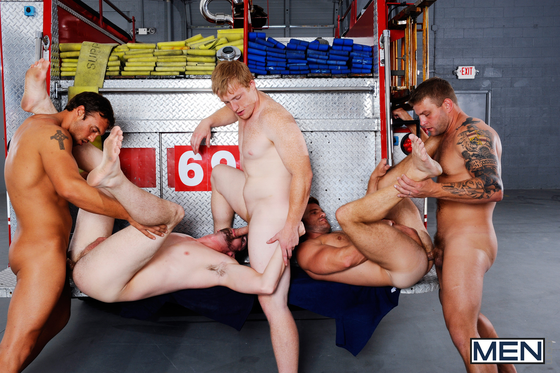 hitchhiker-sex-firefighter-porn