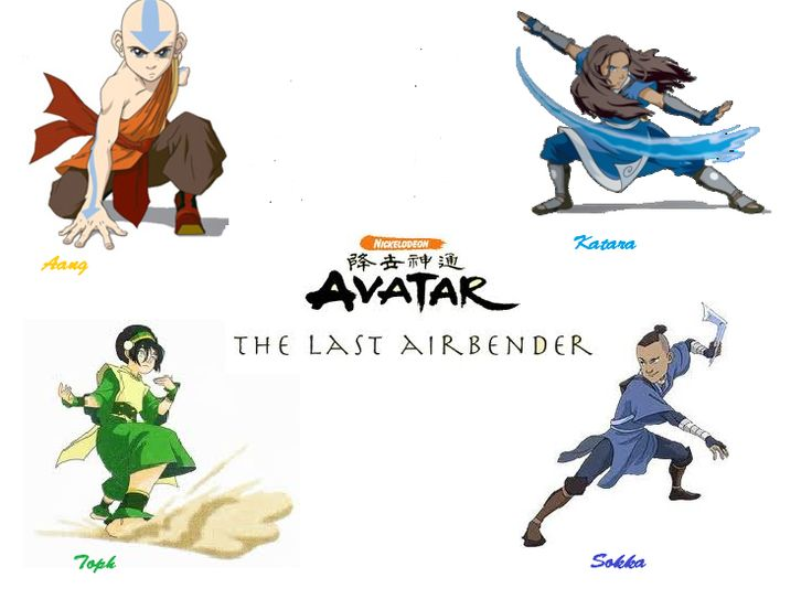 Watch Avatar: The Last Airbender Free Series Online