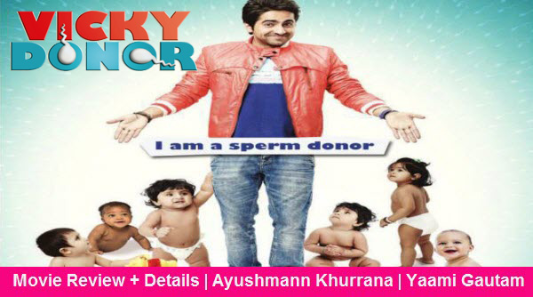 Watch Vicky Donor movie online, download full version