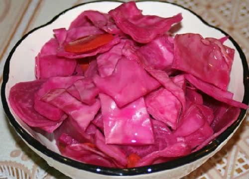 Рецепт капусты быстрого приготовления