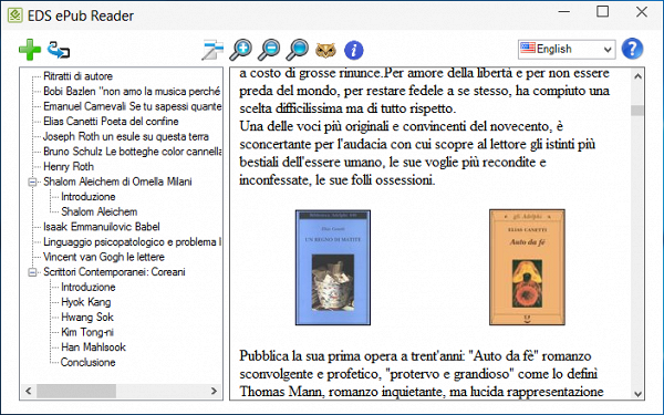 Epub freeware reader