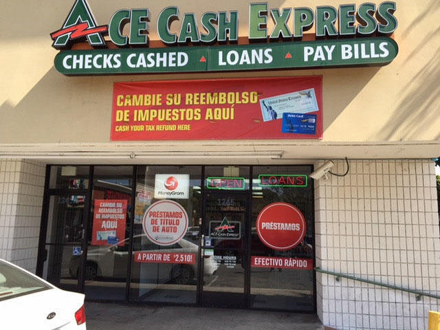 Los angeles payday loans