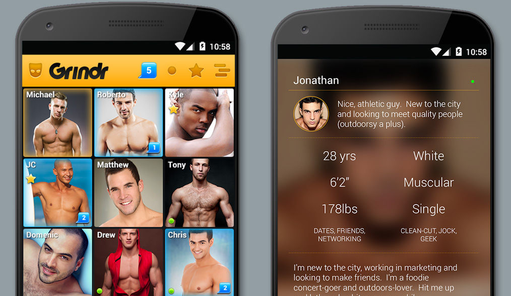 grindr gay site