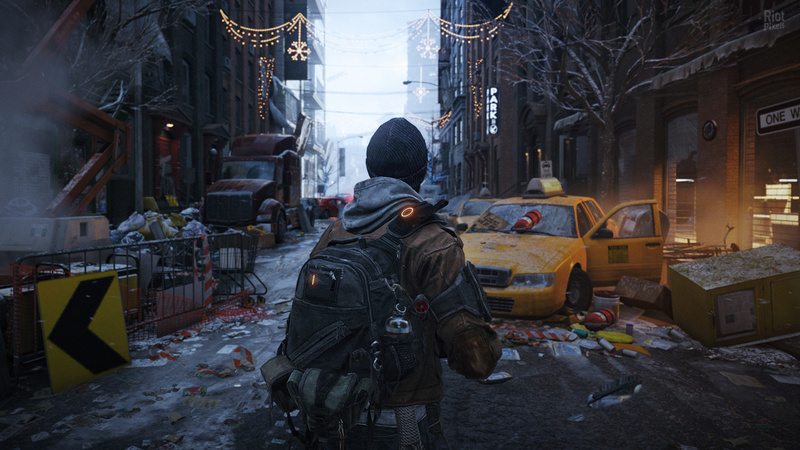 Tom Clancys The Division Crack Download, 100%