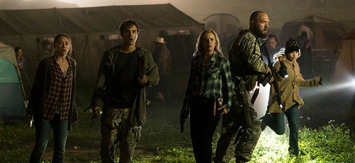 Watch Fear the Walking Dead Season 2 online episode 3