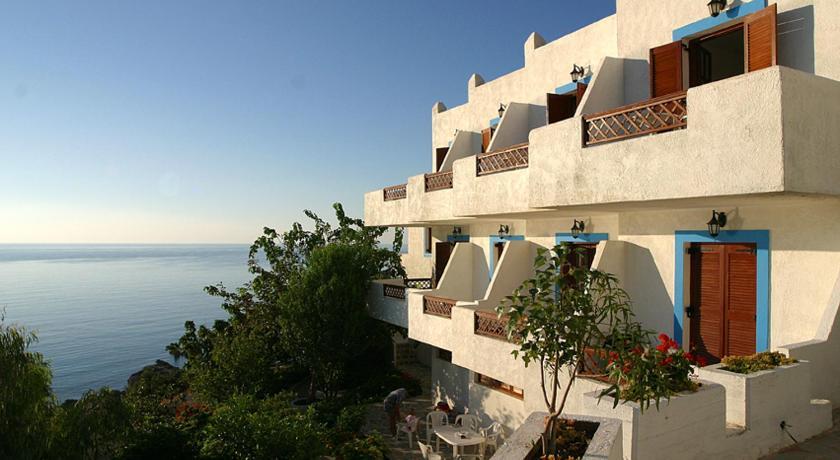 Квартира в Карпатос недорого на берегу