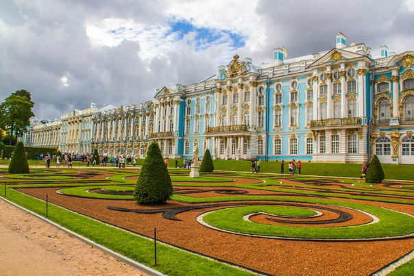 индивидуальные туры в санкт петербург