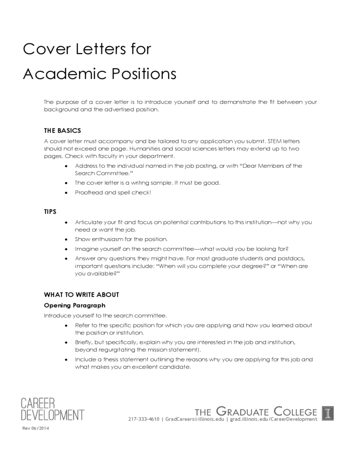 Academic writer job description