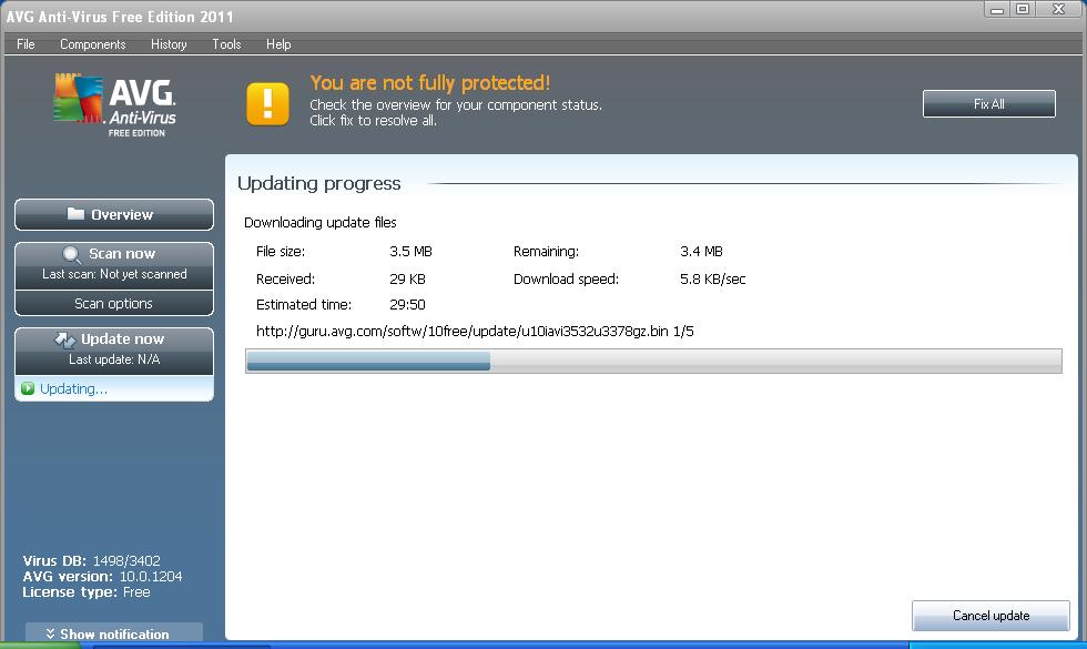 Descargar AVG Internet Security - Unlimited - ltima