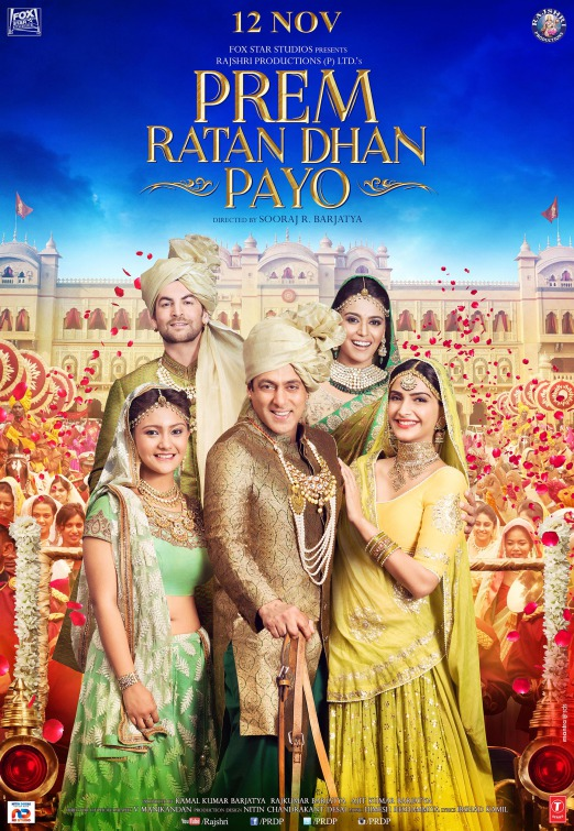 Prem Ratan Dhan Payo 2015 Full Movie Watch Online
