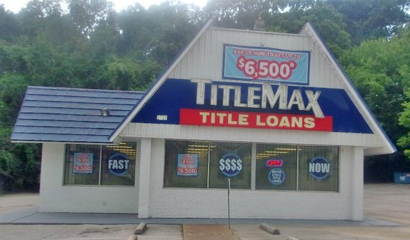 Knoxville title loans