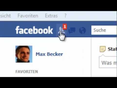 Facebook freundschaftsanfrage flirten