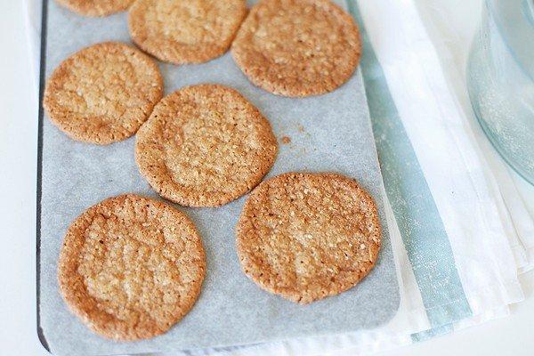 Овсяное печенье быстрого приготовления рецепт