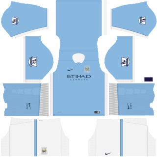 Manchester City Kits For Dream League Soccer