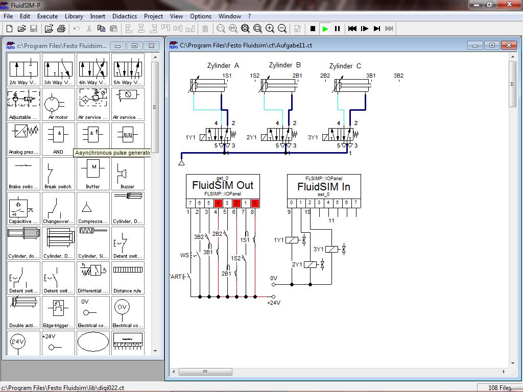 wnload fluidsim grtis - FluidSIM 52b - Download