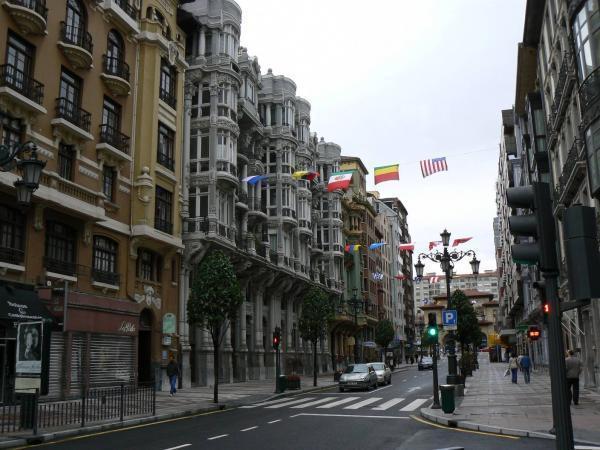 Недвижимость в испании в овьедо
