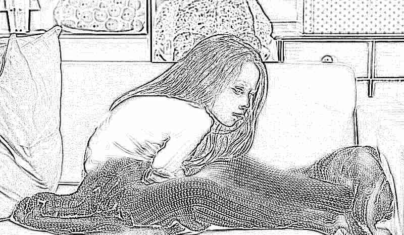 Почему при высокой температуре у ребенка болит живот