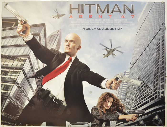 Watch Hitman: Agent 47 (2015) Full Movie Online Free