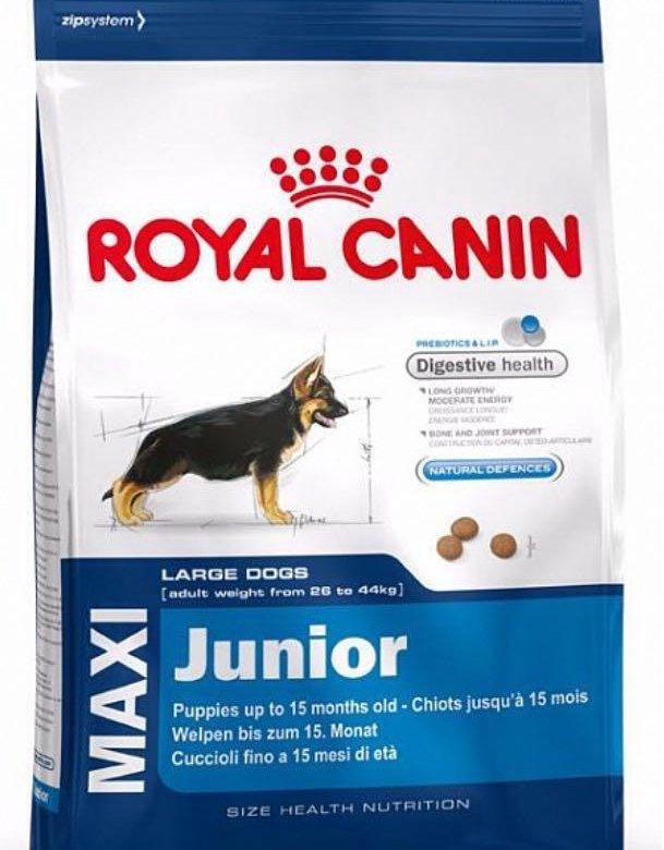 Корм royal canin to puppy food