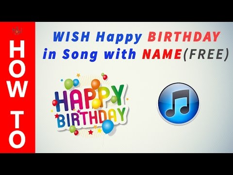 Funny Happy Birthday Songs - Happy Birthday To You Song