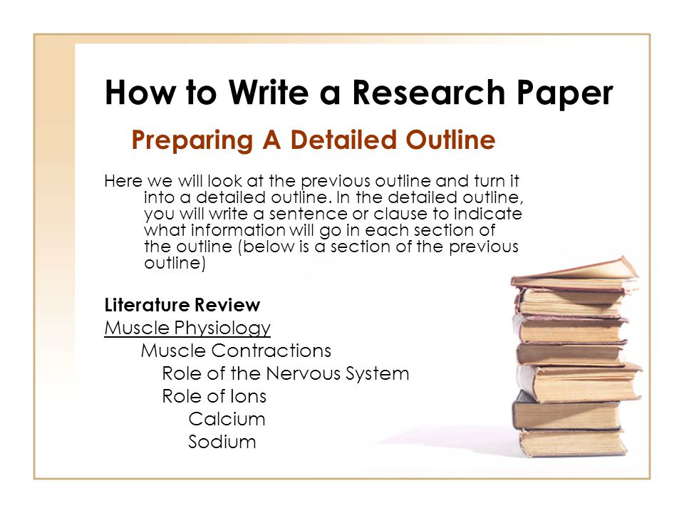 Write my research paper samples