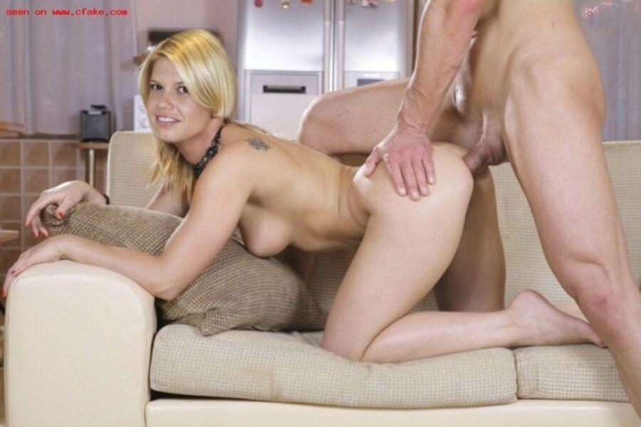 Blonde cheating wife fucks in hotel
