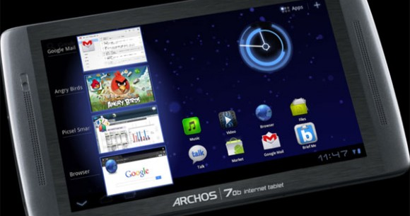 Archos 80 cobalt user manual