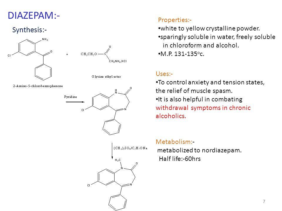 Diazepam bei herzrhythmusstörungen
