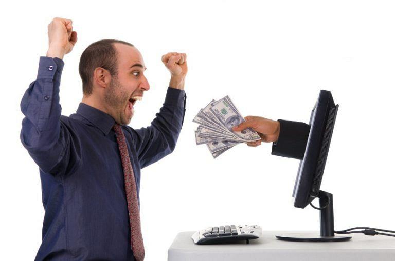 Интернет продажи заработать