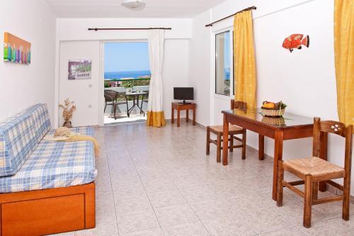 Квартира в остров Ставрос дешево у моря