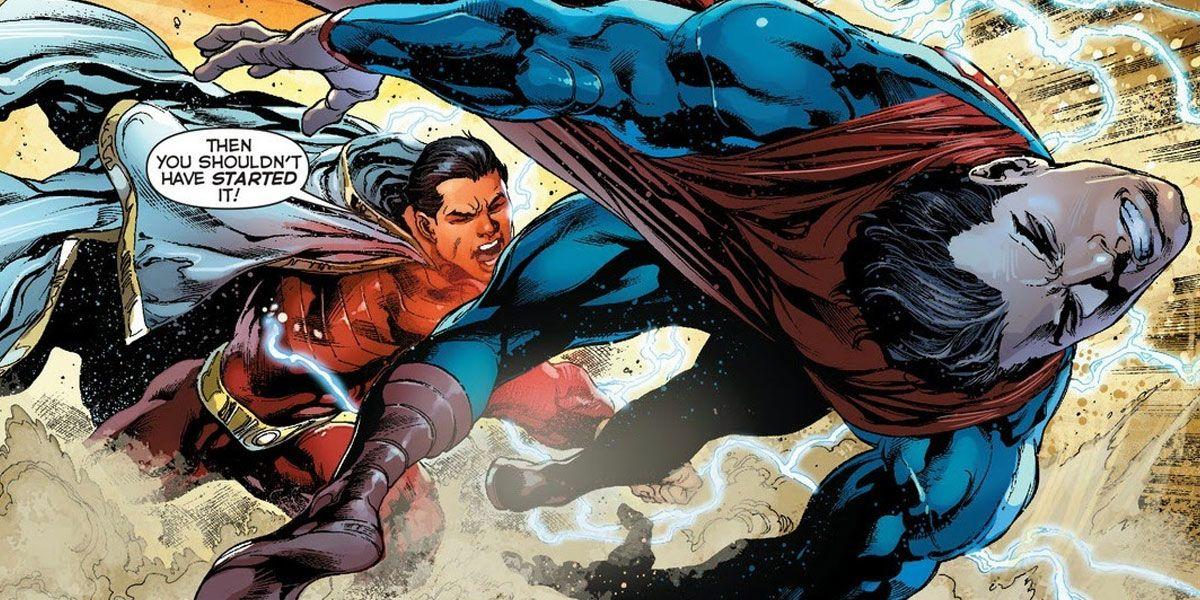 DC Cinematic News - DC Films News, Rumors, Photos