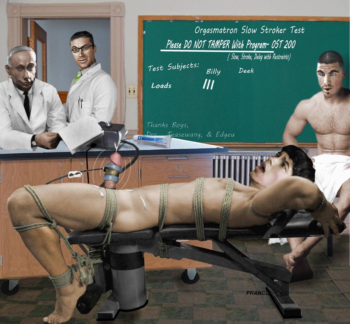 пытки рассказы порно гениталий
