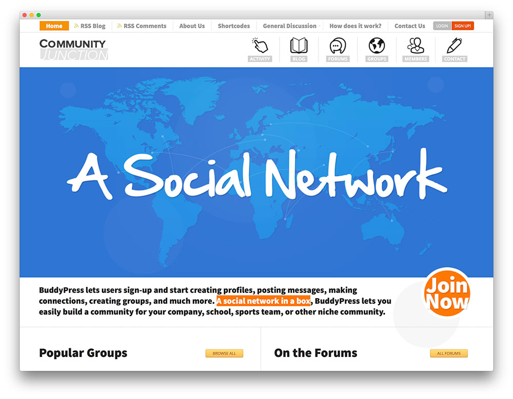 List of social networking websites - Wikipedia