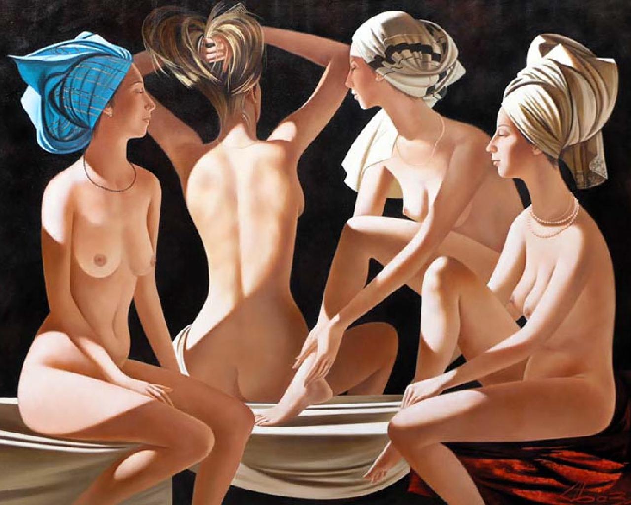 женщина с тремя грудями фото