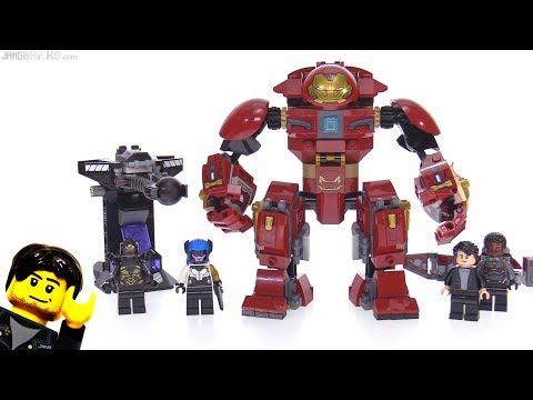 Avengers: Infinity War LEGO Set Bring Guardians Avengers