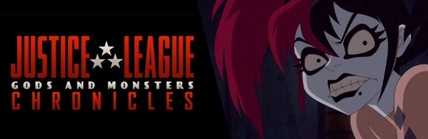Justice League: Gods and Monsters (2015) - Works