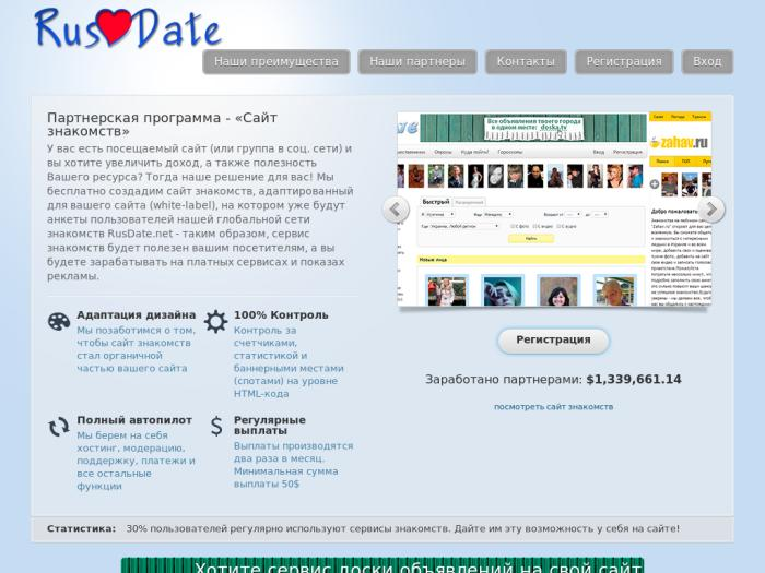 Международный хороший сайт знакомств