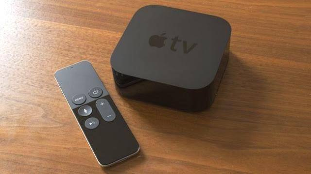 Gebruiksaanwijzing apple tv