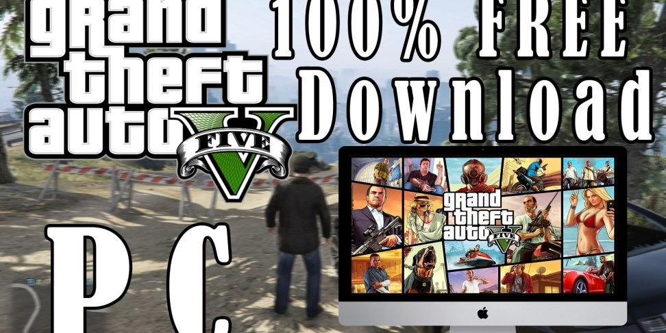 Download GTA 5 Free - Full Version Game for PC