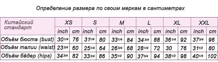 Азиатские размеры одежды на русские таблица алиэкспресс на русском