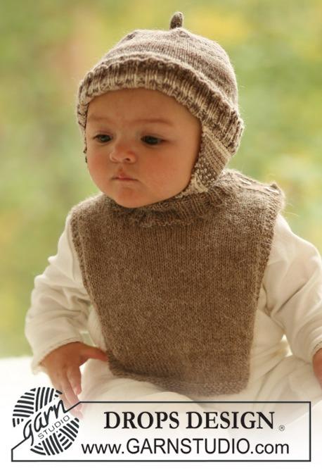 вязание спицами воротника свитера
