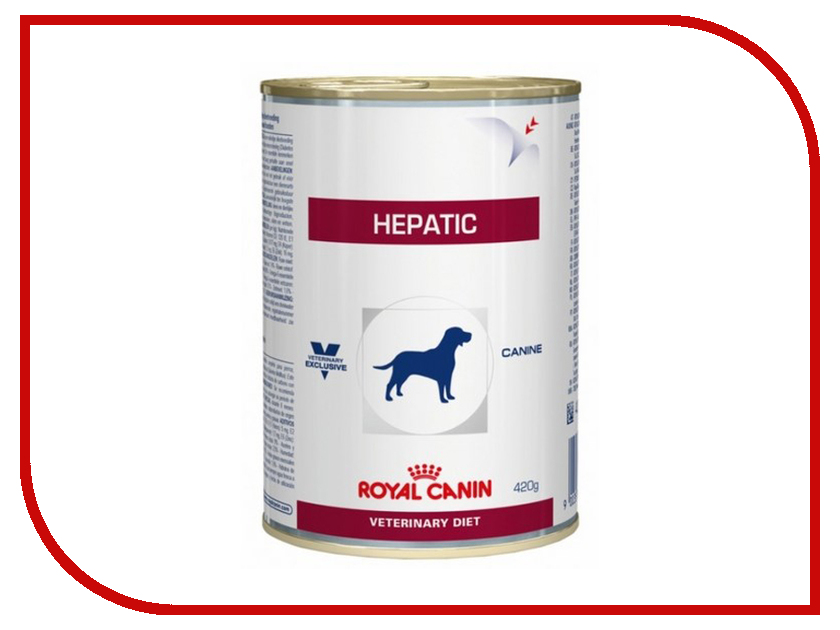 Корм royal canin hepatic 16