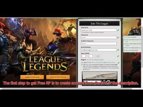 DOWNLOAD • MANUAL PATCH - League of Legends PH