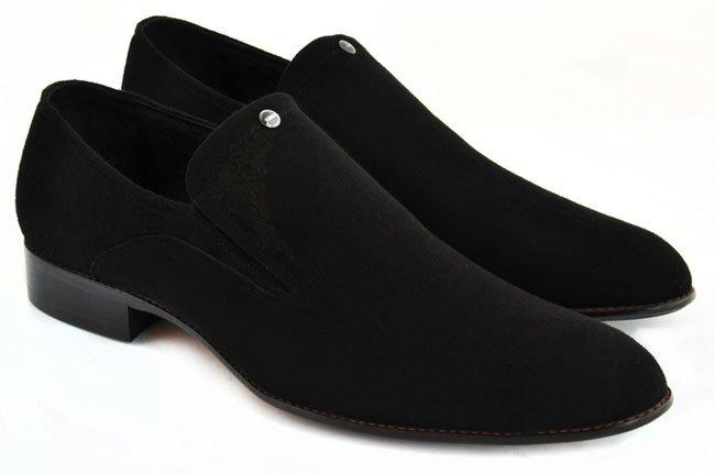 Мужские замшевые туфли спб