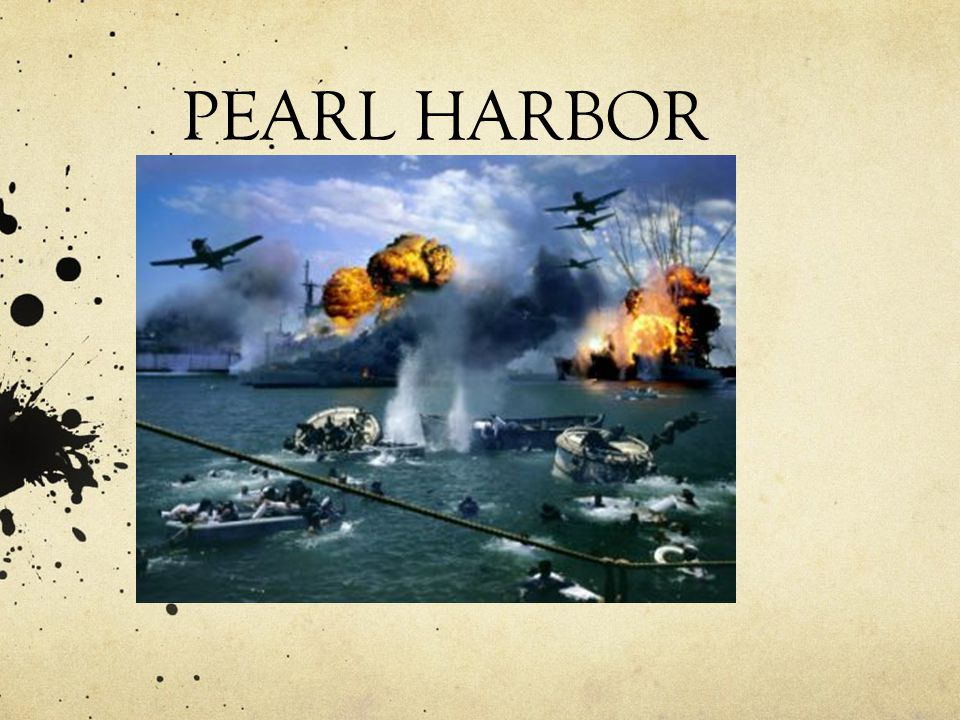 Essay on pearl harbor