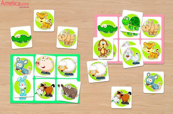 играть отгадай слово по 4 картинкам для детей